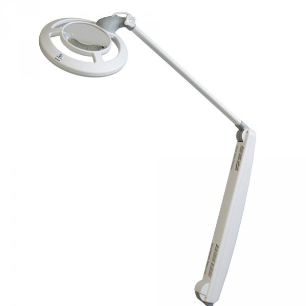Magnifying lamp DELUXE PLUS LED, White