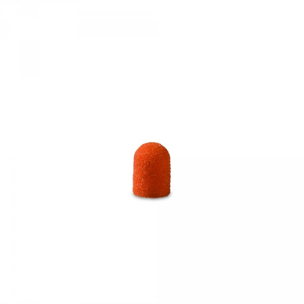 Abrasive caps small Ø 10mm, coarse, 10 pieces