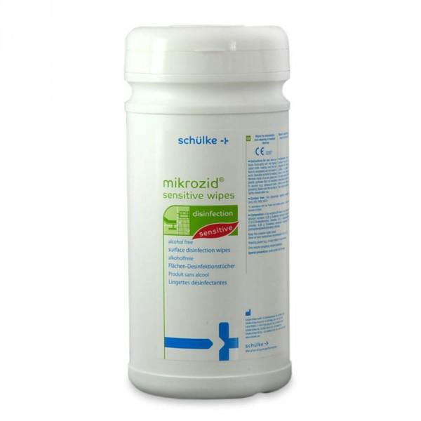 Mikrozid sensitive tissues, 200 pieces