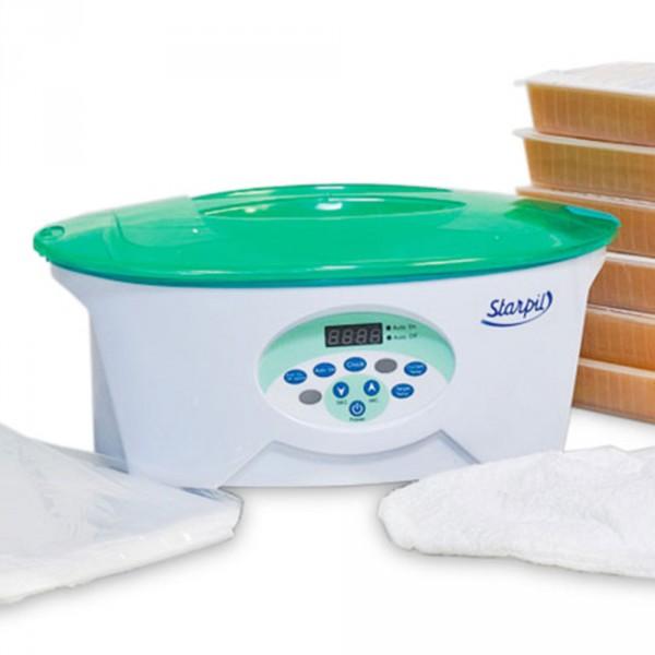 Paraffin wax heater, 21 x 13 x 31 cm (8.27 x 5.12 x 12.2 in)