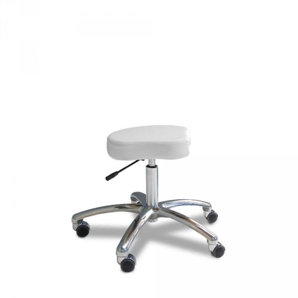 Saddle-seat stool