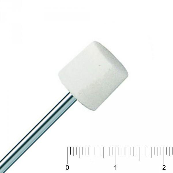 ceramic grinding tool, white